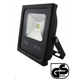 LED FLUTLICHT 10W SUPER FLACH